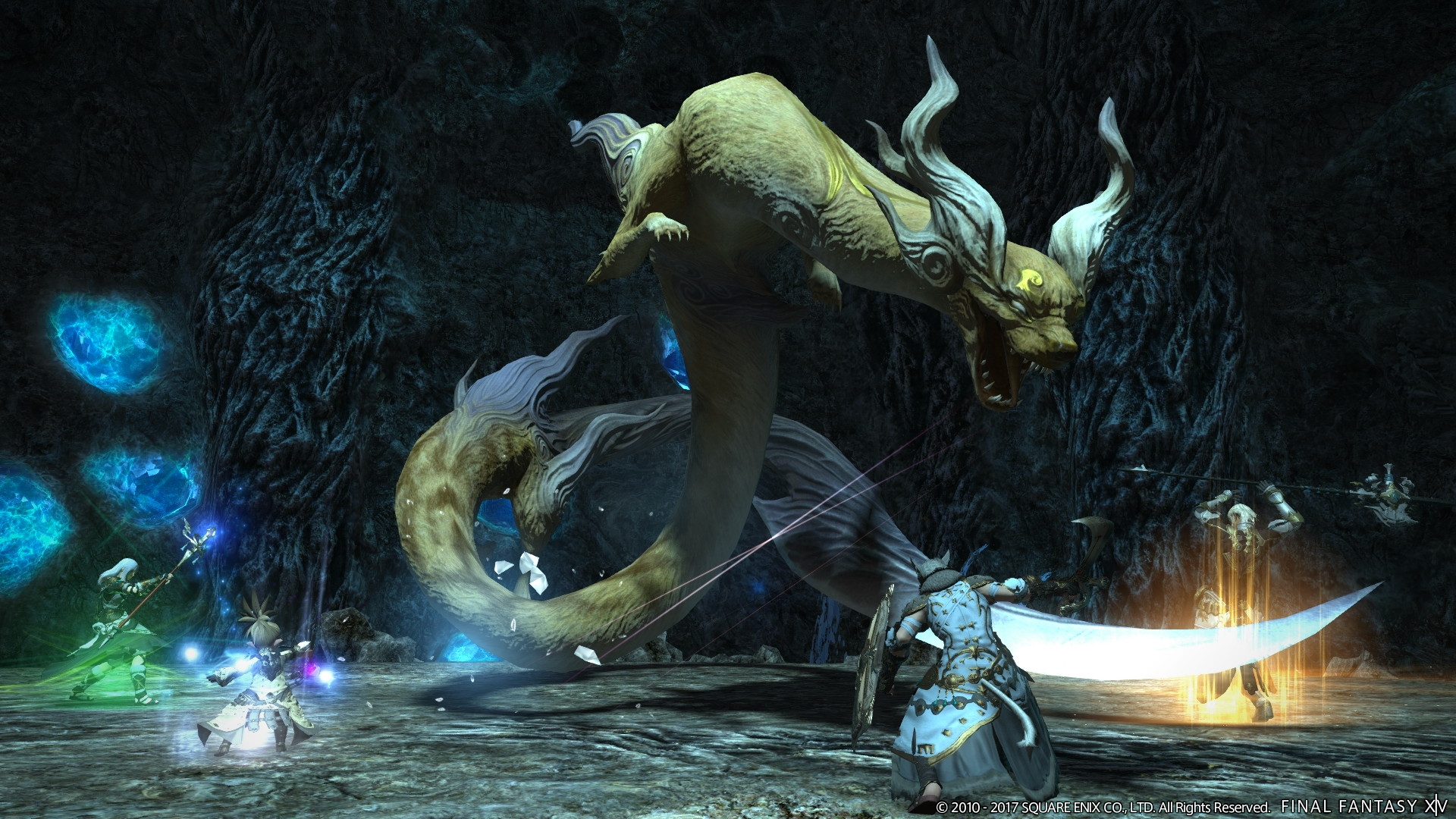 Video Game Choo Choo » Rose's MMO Corner: Final Fantasy XIV Patch