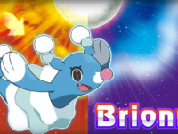 Pokemon Sun and Moon, Brionne, Popplio