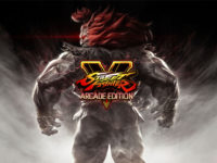 street fighter V, SFV, SF5