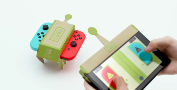 nintendo labo, switch