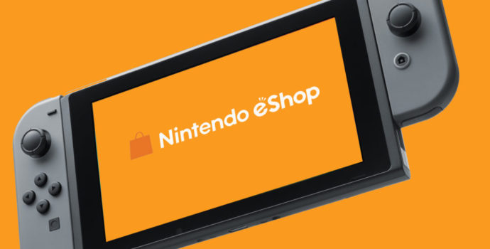 nintendo e shop, switch