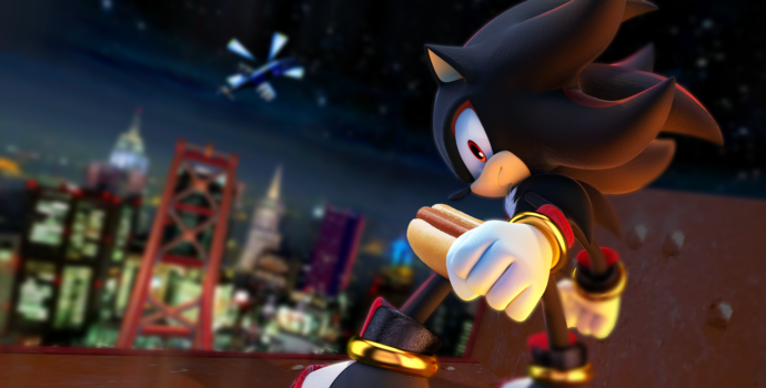 shadow the hedgehog, sonic
