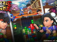 puzzle fighter mobile