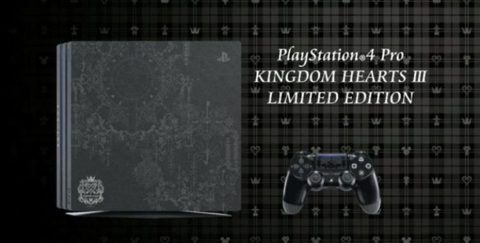 ps4. playstation 4 pro, kingdom hearts 3, KH3, KHIII