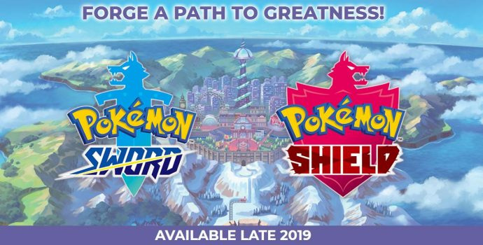 Video Game Choo Choo Pokemon Sword And Shield Direct 6 5 19 Roundup