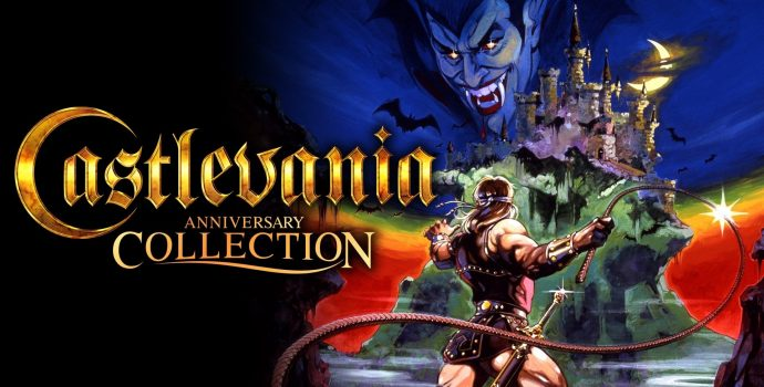 castlevania anniversary collection, switch