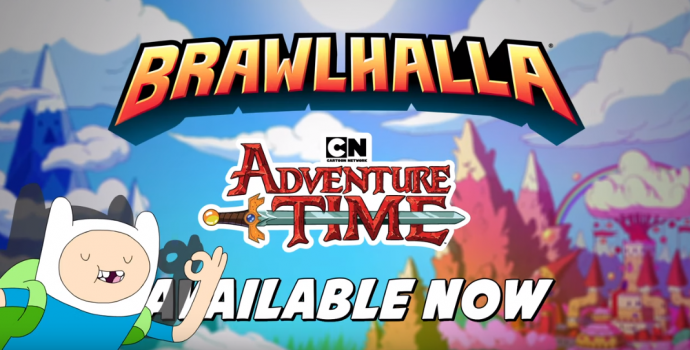 adventure time brawlhalla