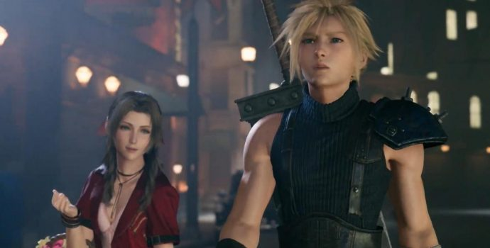 Final Fantasy VII, FF7, FFVII, Remake, Cloud Strife