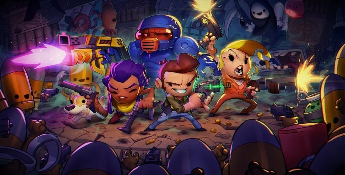 Enter the Gungeon, House of the Gundead