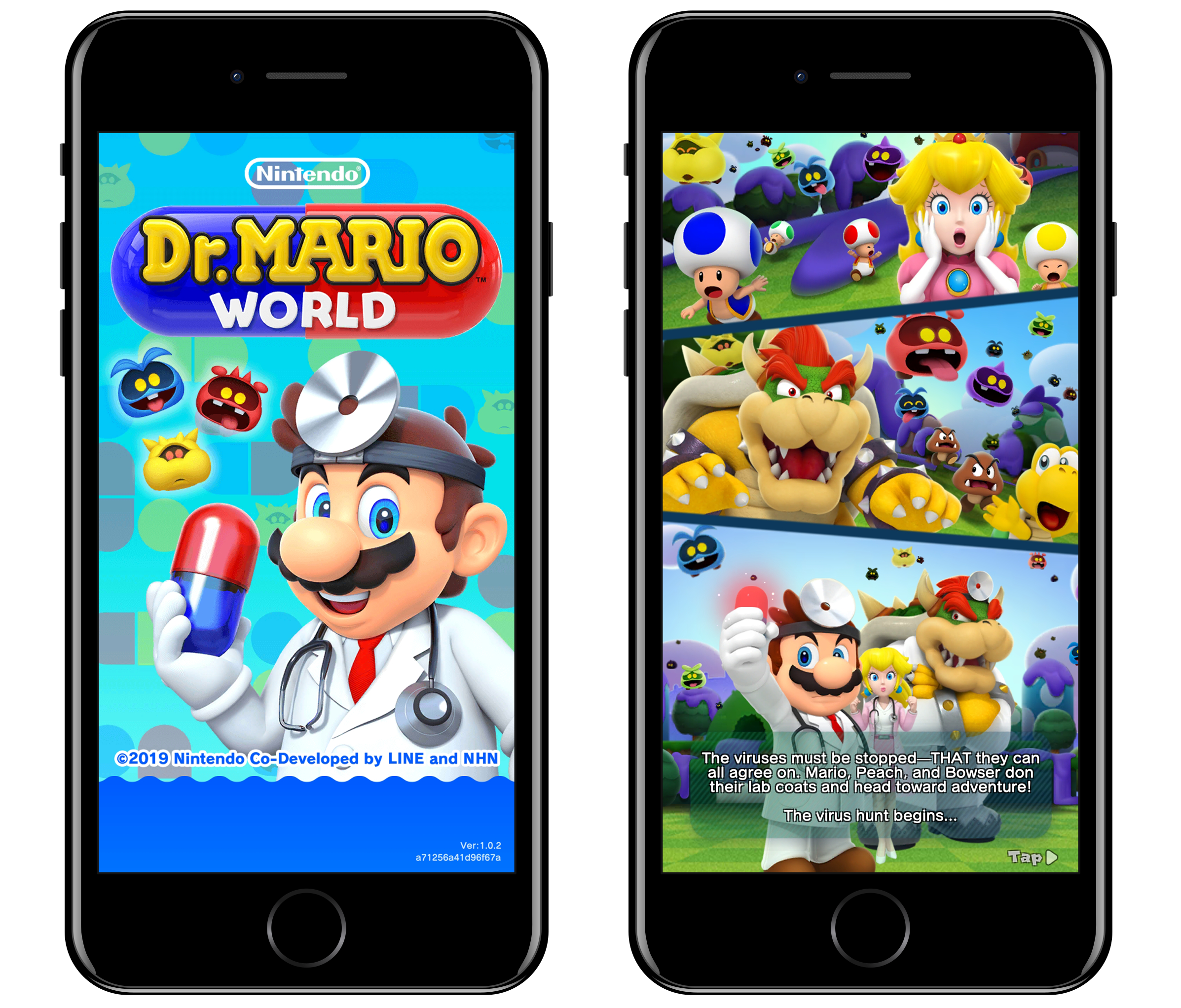 Video Game Choo Choo » Dr  Mario World Review