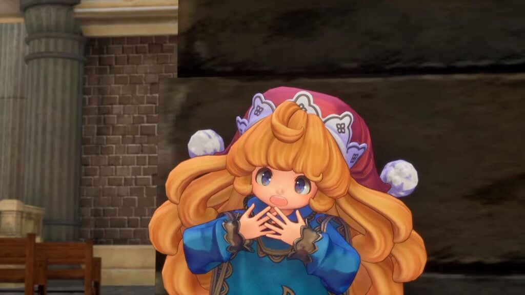 Seiken Densetsu 3 became Trials Of Mana and Charlotte is the best of the six main characters to choose from