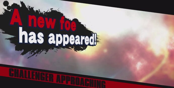 challenger approaching, smash bros
