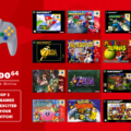 n64, switch online, expansion pack